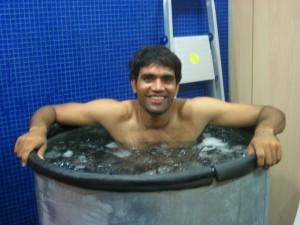 ice bath pic