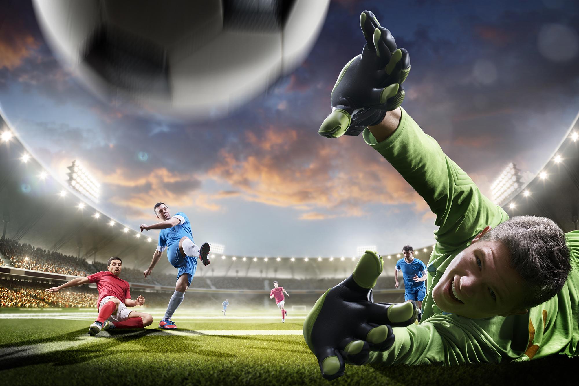 Mens Soccer Team