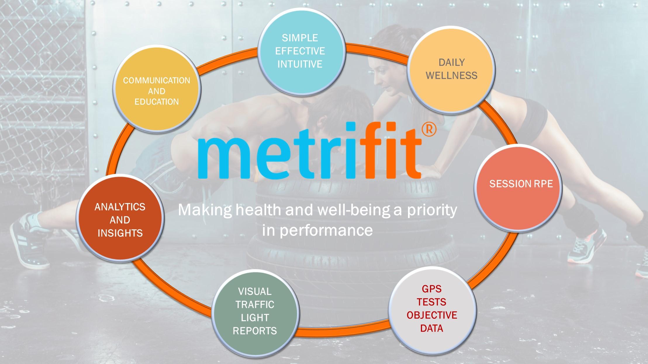 Metrifit Benefits